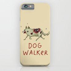 Dog Walker iPhone 6s Slim Case
