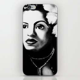 Billie  iPhone Skin