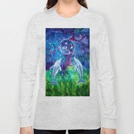 Dolphin Gaze Long Sleeve T-shirt