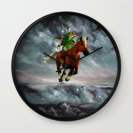 ZELDA LINK Wall Clock
