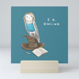 J. K. Owling Mini Art Print