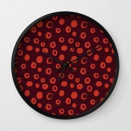 Cranberry no.01 Wall Clock