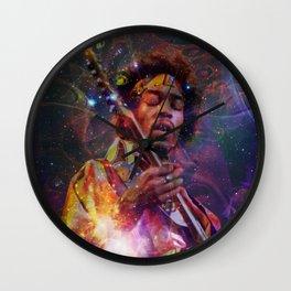 Woodstock Kiss the Sky Wall Clock