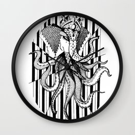 Some Kind Of Monster Wall Clock