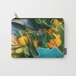 Small fruit tree in outer space Carry-All Pouch