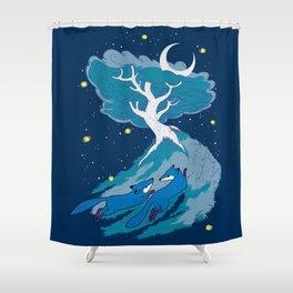 Fleet Foxes Shower Curtain
