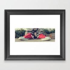 Tze Tze Framed Art Print