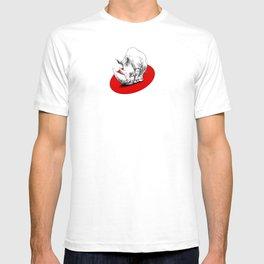 Rhino wh T-shirt