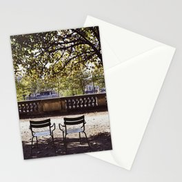 Paris is always good idea Stationery Cards