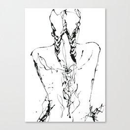 Ingrid Canvas Print
