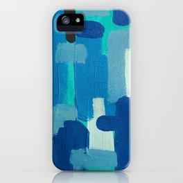 basketweaving underwater iPhone Case