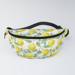 Lemon Time Fanny Pack