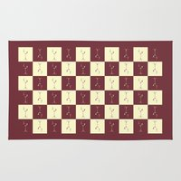 wine Area & Throw Rugs featuring WINE PICNIC by Sandhill