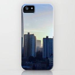 Seoul Sunrise iPhone Case