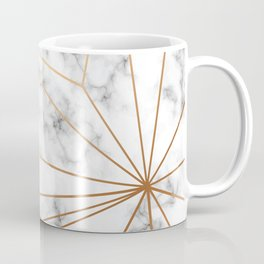 Marble & Gold 046 Coffee Mug