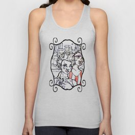Another East Village Still Life Unisex Tank Top