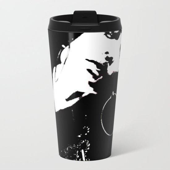 Konnichiwa! Metal Travel Mug