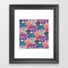Acer Bouquets  Framed Art Print