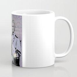 Inked Lincoln Coffee Mug