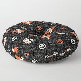 Spooky Kittens Floor Pillow