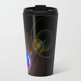 Light and energy - Minimalism Travel Mug