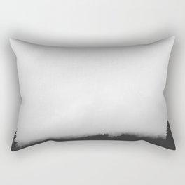 Black Forest Fog Rectangular Pillow