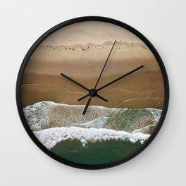 Beach Shades Wall Clock
