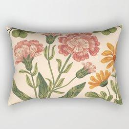 Wild Flowers ~ vol3. ~ light Rectangular Pillow