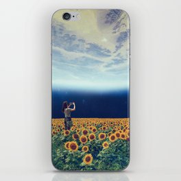 Picture of the world iPhone Skin