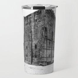 Portchester Castle. Travel Mug