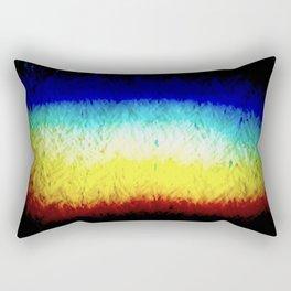 Hotel Rainbow Rectangular Pillow