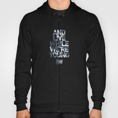 Live While We're Young - 1D Hoody