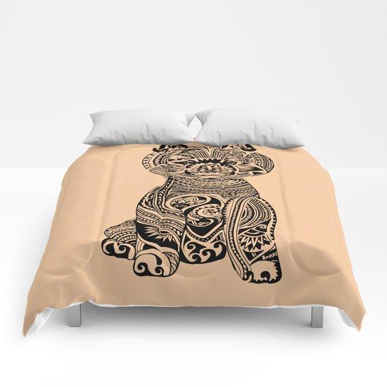 Polynesian Pomeranian Comforters