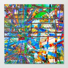 Fimbis (Goldberg Variations #23) Canvas Print