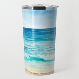 Sea Scenery #1 Travel Mug