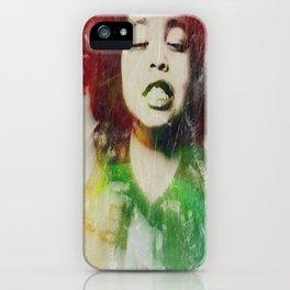 Mini Rockstar iPhone Case