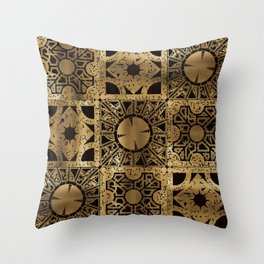 Lament Configuration Spread Throw Pillow