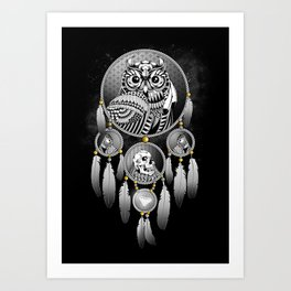 Bring the Nightmare Art Print