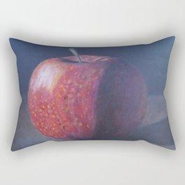 Apple in photo realism Rectangular Pillow