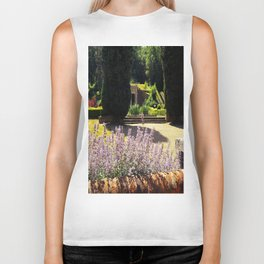 Lavender Biker Tank