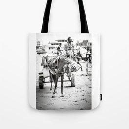 An unfair life Tote Bag