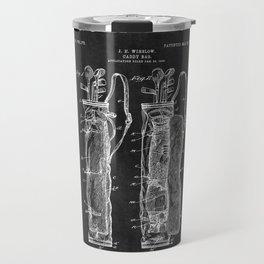 Golf Bag Patent 2 Travel Mug