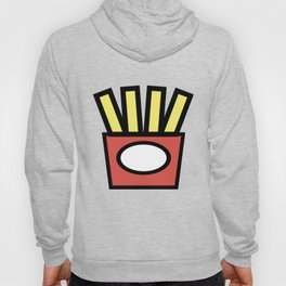 Fries Lover Design Cute And Funny Food Gift Idea Hoody