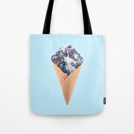 ICE CREAM MOUNTAIN Tote Bag