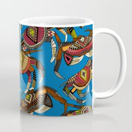 crabs blue Coffee Mug