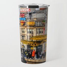 A Manchester Journey Travel Mug