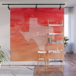 Sweet Home Texas Wall Mural