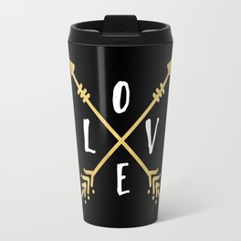 BOHO LOVE - Arrows and Adventure Travel Mug