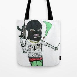 Crime Boy 2000 Tote Bag