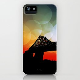 A moment in time iPhone Case